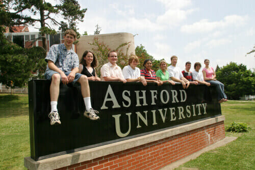 Ashford University - 10 Best Online ABA Degree Programs (Bachelor's) 2018