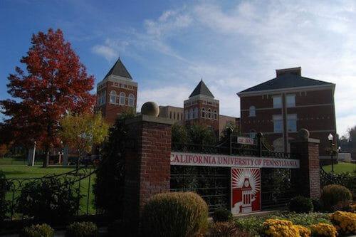 California University of Pennsylvania - 10 Best ABA Master's Degree Programs