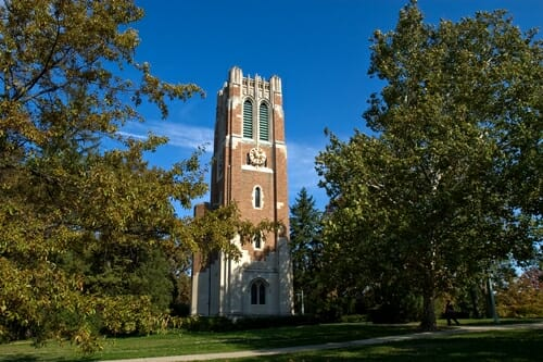 Michigan State University - 10 Best ABA Master's Degree Programs