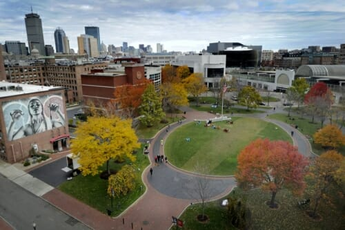 Northeastern University - 10 Best ABA Master's Degree Programs