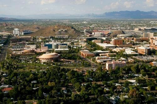 Arizona State University - 20 Most Affordable Online ABA Graduate Certificate Programs