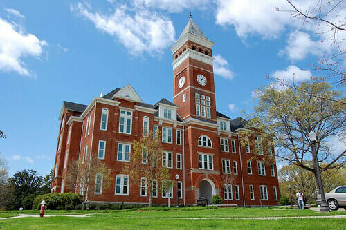 Clemson University - 20 Most Affordable Online ABA Graduate Certificate Programs