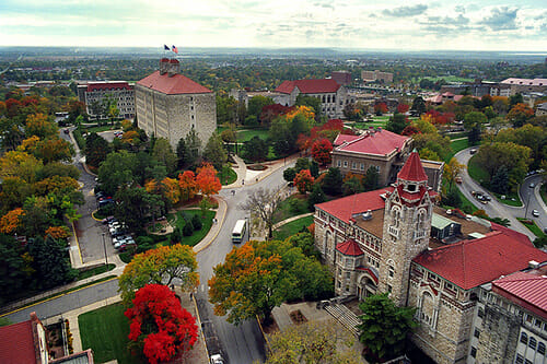 University of Kansas - 10 Best ABA Master's Degree Programs in the West