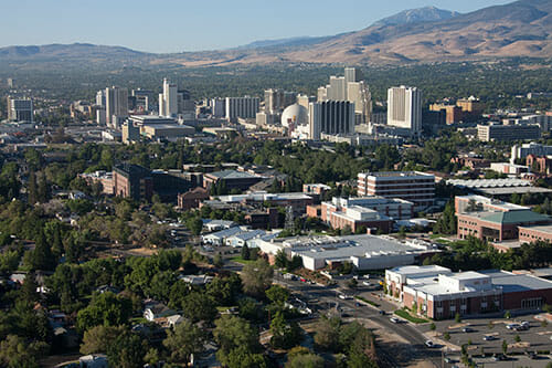 University of Nevada - 10 Best ABA Master's Degree Programs in the West