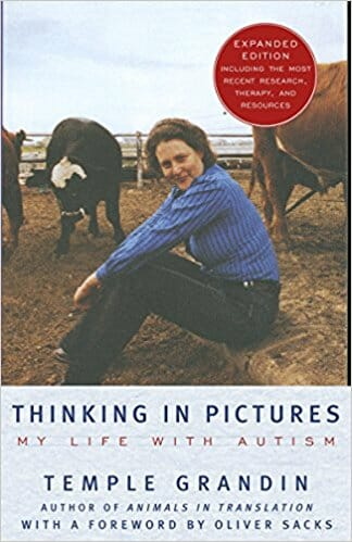 Image of book for our ranking of great books about autism