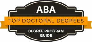 ABA-TopDoctoralDegrees-badge