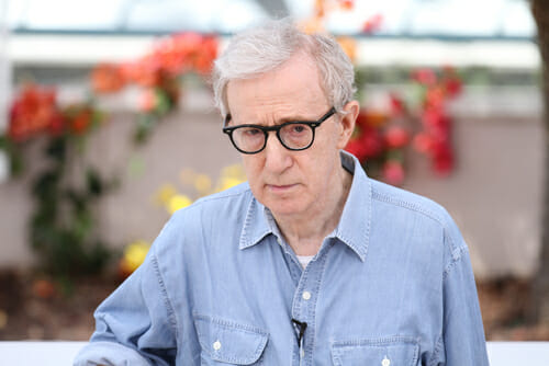 Image of Woody Allen for our article on successful people with Autism