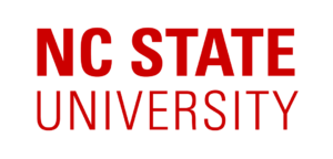 Logo for our profile of NC State