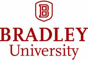 Logo for our profile of Bradley University