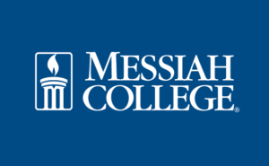 Logo for our profile of Messiah College