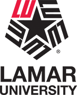 Logo for our profile of Lamar University