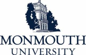 Logo for Monmouth University for our ranking of 20 Best Online ABA Master's Degree Programs