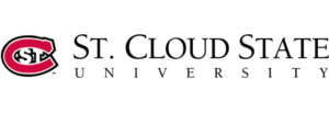 Logo for Saint Cloud State University ranked among our Best Online ABA Master's Degree Programs