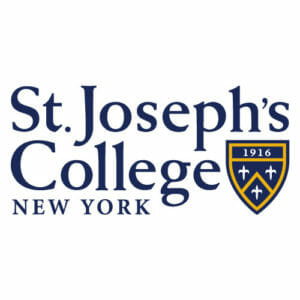 A logo of St. Joseph's College for our ranking of the 20 Most Affordable Online ABA Graduate Certificate Programs