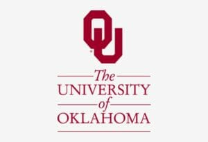 A logo for the University of Oklahoma for our ranking of the 20 Most Affordable Online ABA Graduate Certificate Programs