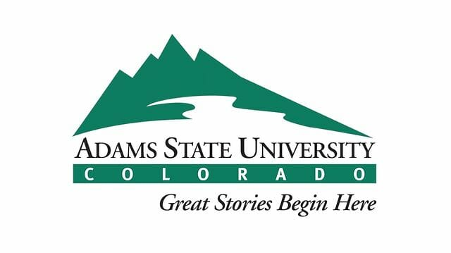Logo for Adams State University in our ranking of Top 30 Online Master's in School Counseling