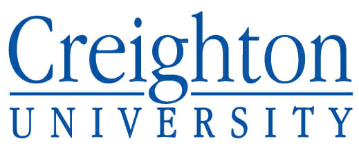 Logo for Creighton University in our ranking of Top 30 Online Master's in School Counseling