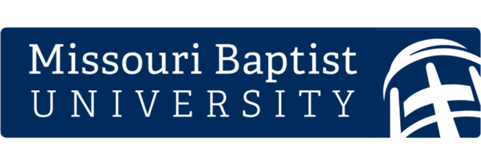 Logo for Missouri Baptist University in our ranking of Top 30 Online Master's in School Counseling