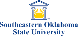 Logo of Southeastern Oklahoma State University for our ranking of Top 30 Online Master's in School Counseling