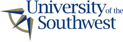 Logo for University of the Southwest in our ranking of Top 30 Online Master's in School Counseling