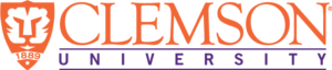 Logo for our profile of Clemson University