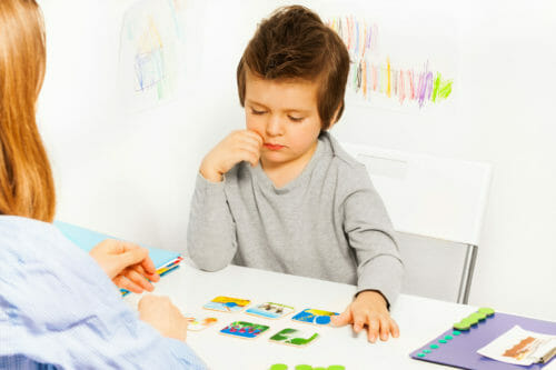 Image of a child for our FAQ What is Applied Behavior Analysis in Simple Terms