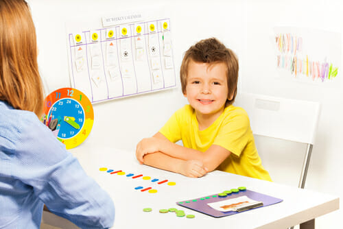 Image of child for our FAQ How Do I Become an Applied Behavior Analyst?