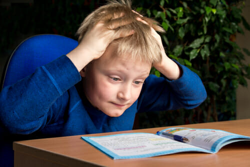 Image of a child for our FAQ What is ADHD?