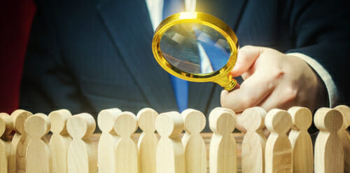 Image of magnifying glass for our FAQ How Do I Become an Educational Researcher?