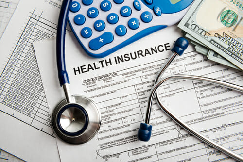 Image of medical forms for our FAQ Does Insurance Cover ABA Therapy?