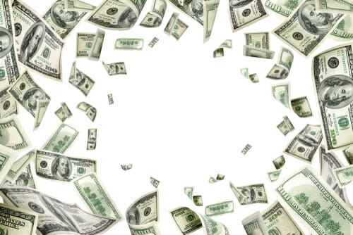 Image of cash for our FAQ Is ABA Therapy Expensive?