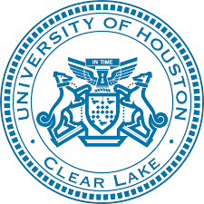 Logo for University of Houston Clear Lake for our ranking of top master's in ABA