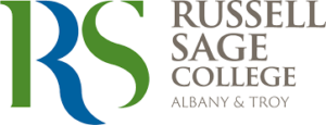 A logo for Russell Sage College for our ranking of the top online master's in autism