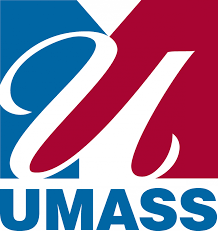 A logo for UMass Global for our ranking of the top online master's in autism